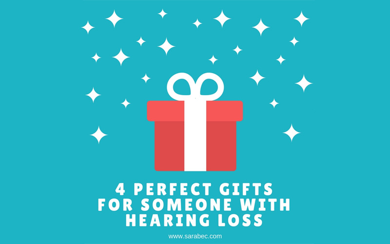 4 Perfect Gifts for People with Hearing Loss