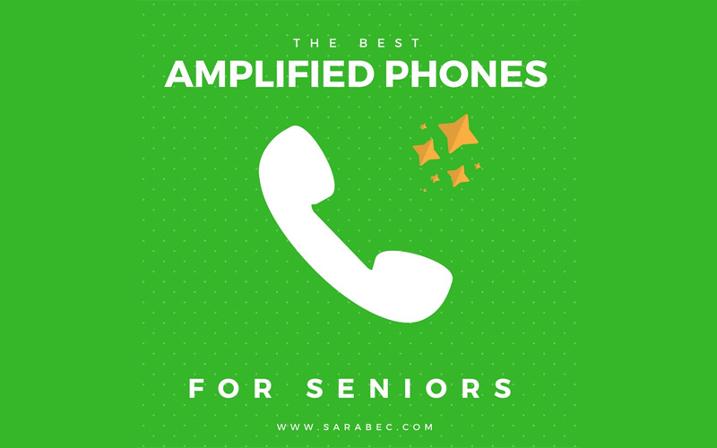 The Best Amplified Phones for Seniors