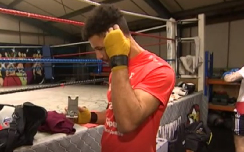 Deaf Boxer's Fight to Turn Pro