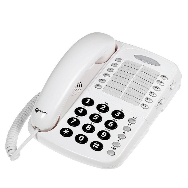 Geemarc CL1100 Telephone White
