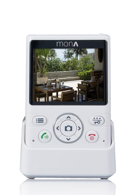 Mona Video Receive Access To Sound From Sarabec
