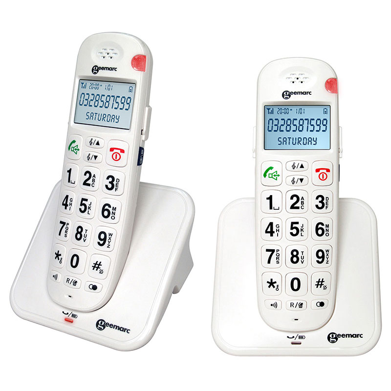 Phones For The Elderly: The Best Amplified Phones For Seniors