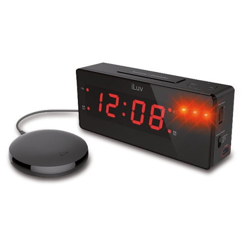 mains powered digital alarm clocks sarabec. Black Bedroom Furniture Sets. Home Design Ideas