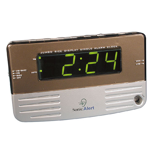 Mains Ed Digital Alarm Clocks
